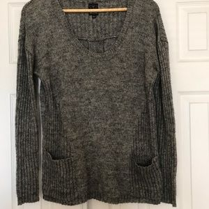 Ella Moss Pullover Sweater with Pockets